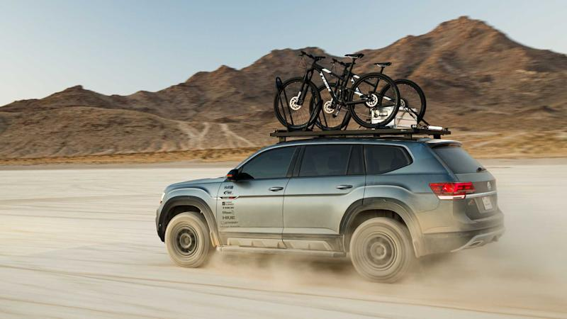 Volkswagen Atlas Basecamp And Atlas Adventure Concepts