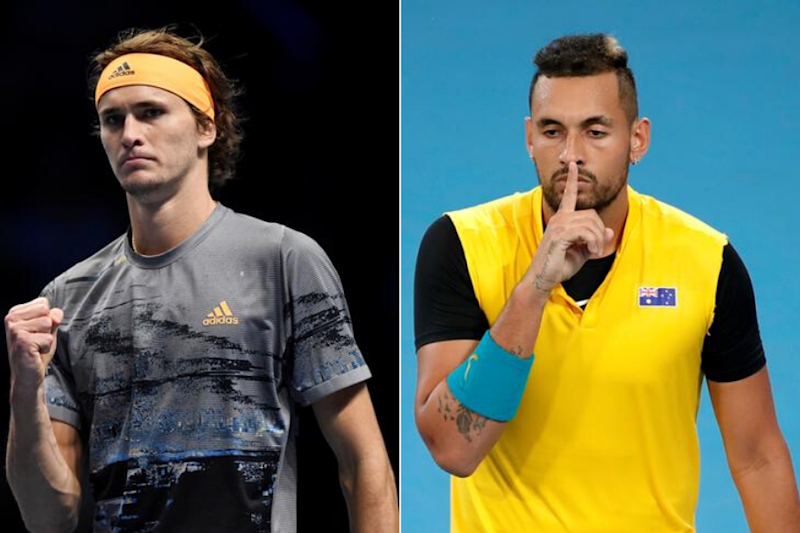 'Not Going to Entertain That Too Much': Nick Kyrgios Not Paying Heed to Alexander Zverev Criticism