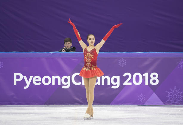 Olympics Ratings Rise With Russian Skating Drama, Steady With Sochi 2014