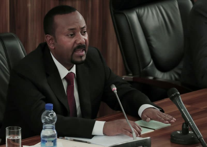 Ethiopian security forces accused of 39 extrajudicial killings