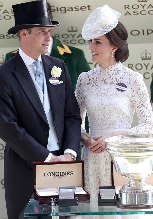 Kate is a princess, but we don't call her that because being a royal duchess is a bigger deal than a being princess. Photo: Getty