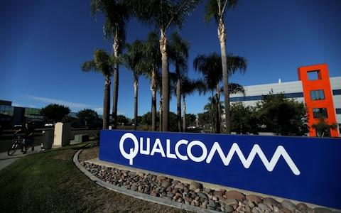 Qualcomm - Credit: Reuters