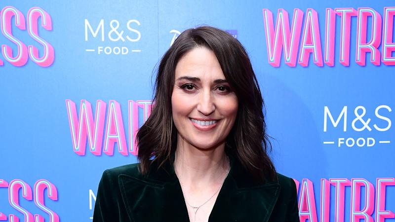 Sara Bareilles: I'm guilty of only hiring men to work with in the past