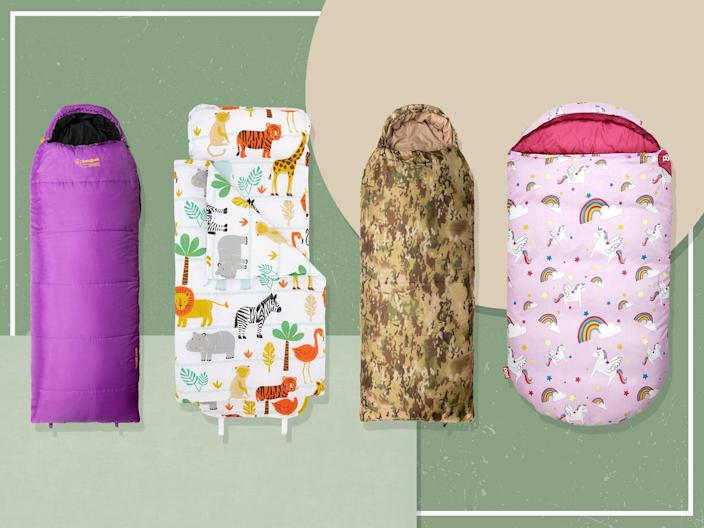 <p>Most sleeping bags will have a season or comfort rating to indicate what kind of temperature it's designed to be used in</p> (iStock/The Independent)