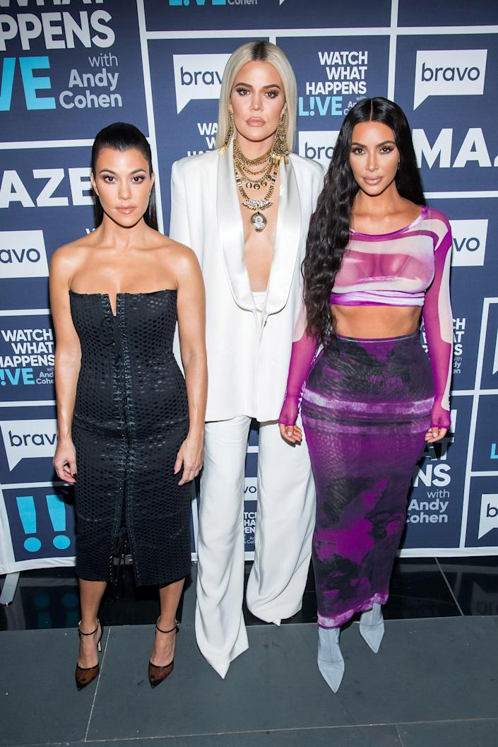 <p>Fans have been watching the Kardashians' every move for more than a decade now on <em>Keeping Up With The Kardashians. </em>They've shared their go-to shakes, teas, and signature salads over the years, but have you ever wondered about their *real* dietary habits? Let's go behind-the-scenes to see what's on the sisters' plates each day.</p>