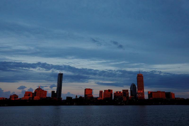 The Environmental Voter Project is now expanding far beyond Boston.  (Brian Snyder/Reuters)