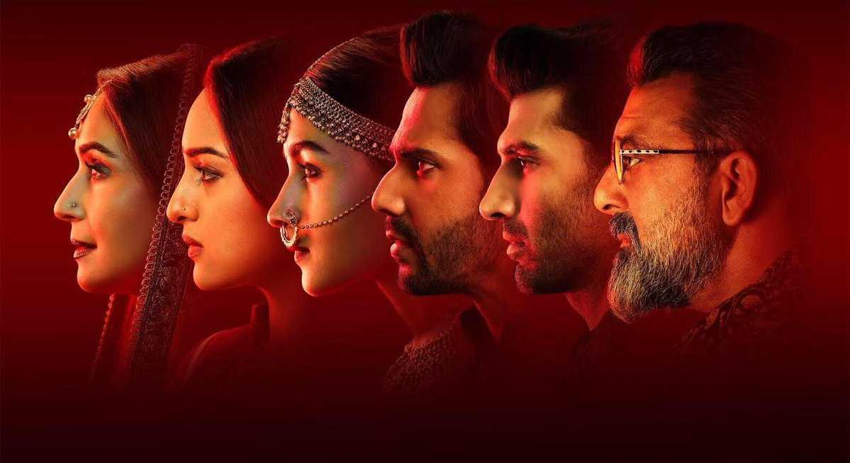 <p>Meet the cast of Karan Johar's 'Kalank'. </p>