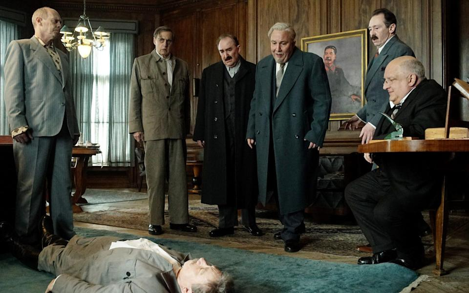 The Death of Stalin: what really happened on the night that forever changed Soviet history?
