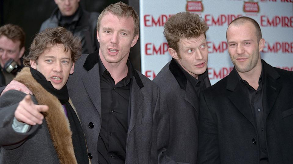 Jason Flemyng still keep sin touch with all his 'Lock, Stock And Two Smoking Barrels' cast mates (Image: Getty Images)