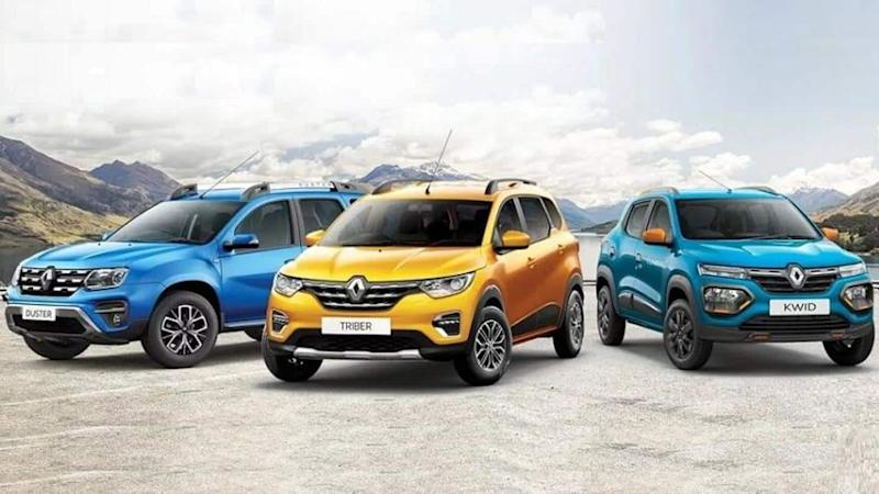 Attractive discounts announced for these Renault cars