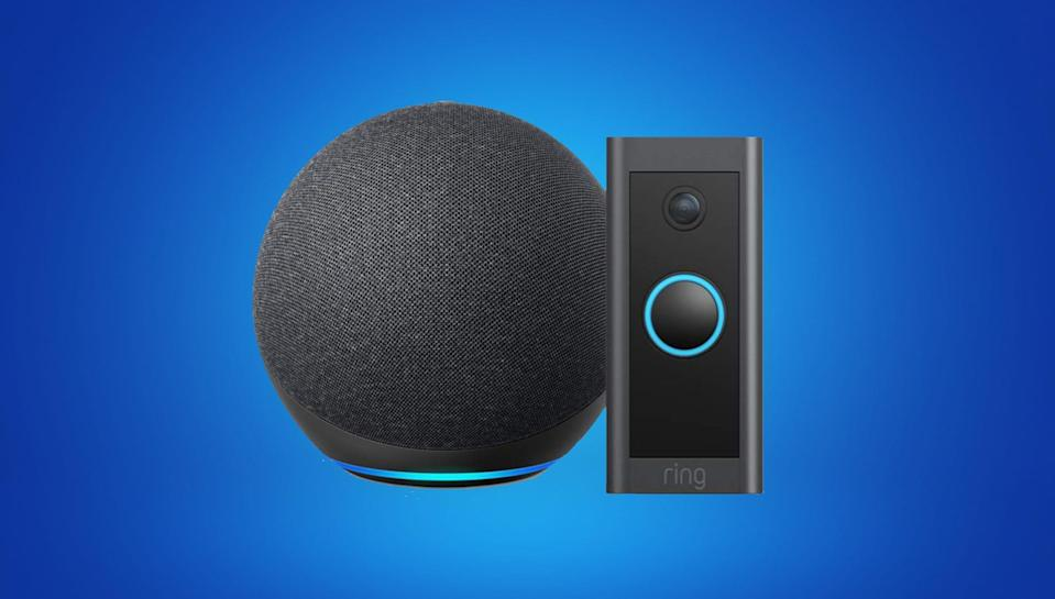 Grab this Echo Dot bundle on the cheap ahead of Prime Day 2021.