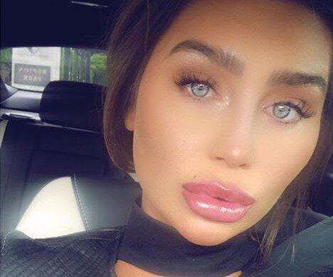 Lauren Goodger has responded to fans who say she should stop having cosmetic surgeries to alter her appearance