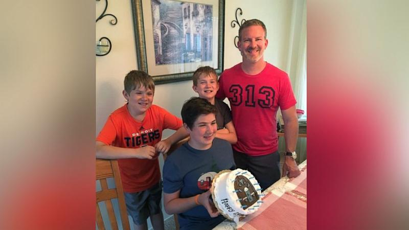 Father opens up about coming out to his 3 sons: I'm still the same dad as before