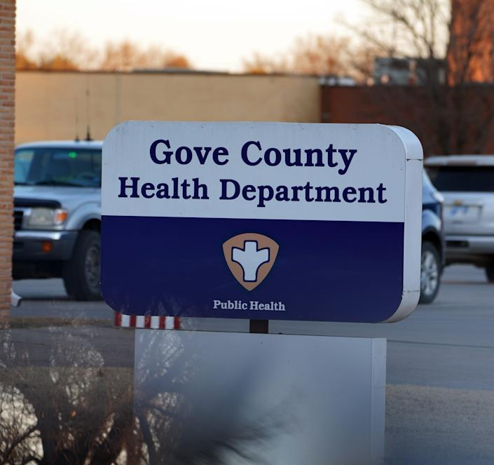 The Gove County Health Department has little practical authority to require county residents to wear masks.