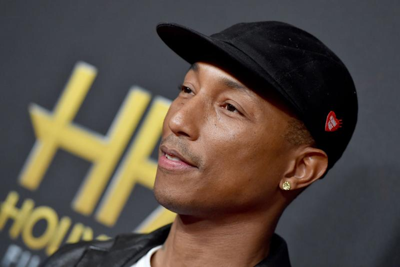 "Mit seinem Song ""Happy"" hat Pharrell Williams den ultimativen Gute-Laune-Garant erschaffen. (Bild: Getty Images)"