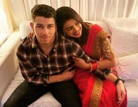 Don't want to ruin the service: Nick Jonas is refusing to reveal his first wedding anniversary plans for Priyanka