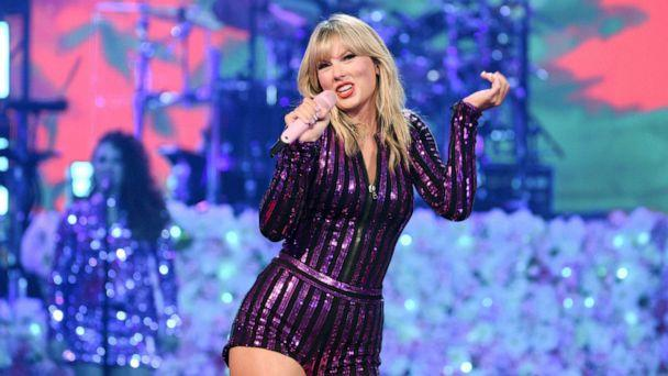 PHOTO: Taylor Swift performs at Amazon Music's Prime Day concert at the Hammerstein Ballroom in New York City. (Evan Agostini/Invision/AP, FILE)