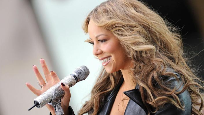 """<ul> <li>  </li> </ul>  <ul> <li><strong>Net worth: </strong>$320 million</li> </ul> <p>Business Insider ranks Mariah Carey as No. 14 on the list of the bestselling musical artists in history. Her debut album was No. 1 on the charts and was followed by several more successful albums. With her 2008 album """"E=MC<sup>2</sup>,"""" Carey became the artist with the second-most No. 1 singles in pop music history, after The Beatles — and more than any other solo artist ever.</p> <p><em><strong>Time To Shop: <a href=""""https://www.gobankingrates.com/money/business/businesses-owned-by-celebrities/?utm_campaign=1120407&utm_source=yahoo.com&utm_content=11&utm_medium=rss"""" rel=""""nofollow noopener"""" target=""""_blank"""" data-ylk=""""slk:Businesses You Didn't Know Your Favorite Celebrity Owns"""" class=""""link rapid-noclick-resp"""">Businesses You Didn't Know Your Favorite Celebrity Owns</a></strong></em></p> <p><small>Image Credits: Everett Collection / Shutterstock.com</small></p>"""