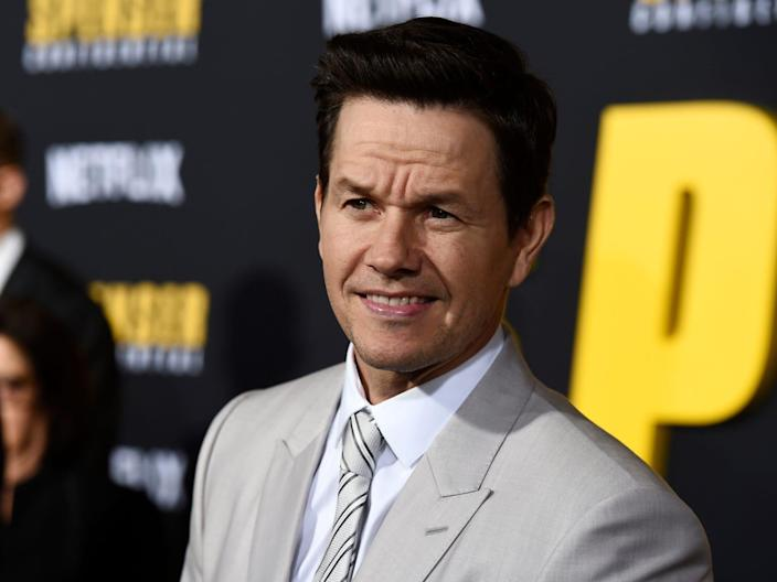 Mark Wahlberg Chris Pizzello AP
