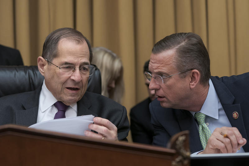 House Judiciary leaders press for answers in Epstein death