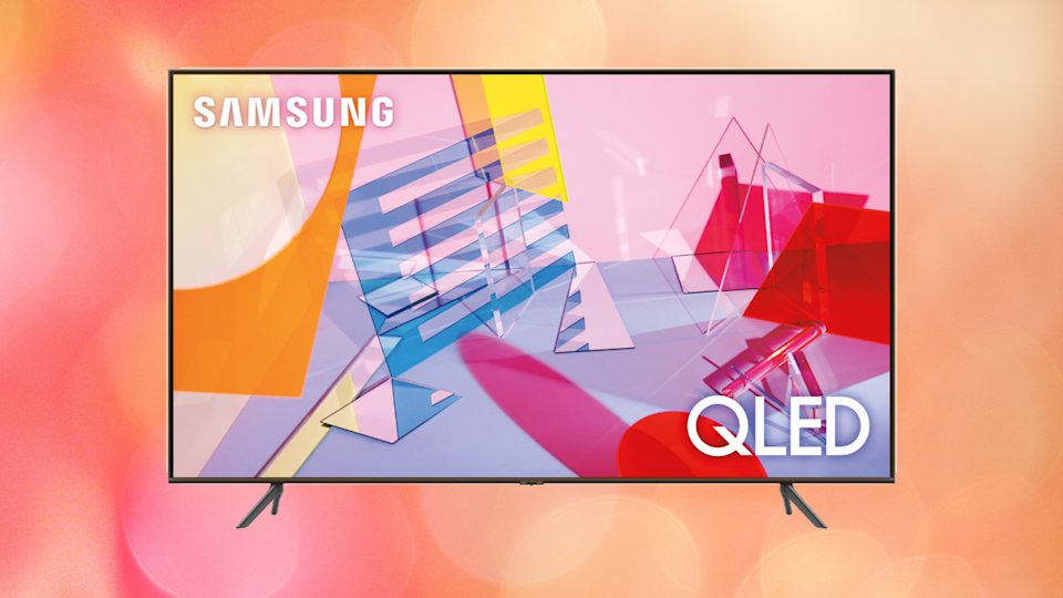 Save $152 on the Samsung 50-inch Class 4K Ultra HD Smart QLED TV. (Photo: Walmart)