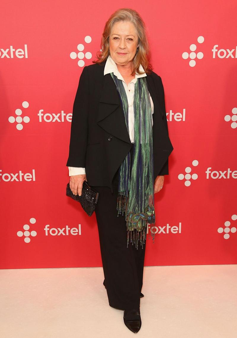 Noni Hazlehurst calls for more inclusion and equality in the TV industry and beyond. Source: Getty