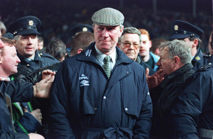 Jack Charlton has died aged 85 (Picture: PA)