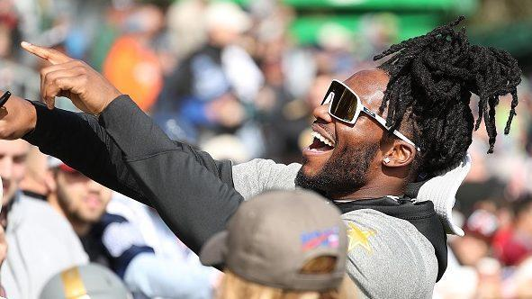 """After long road to the Pro Bowl, Jaylon Smith calls the game """"a blessing"""""""