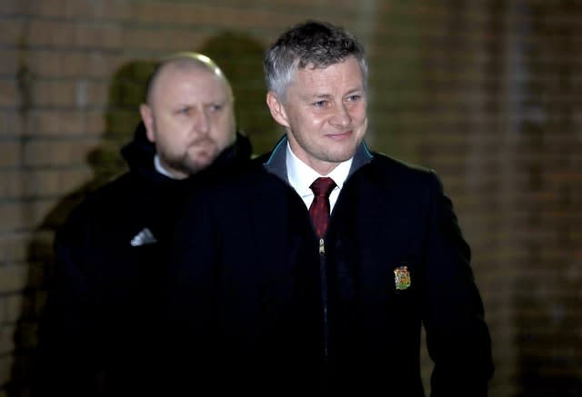 Manchester United manager Ole Gunnar Solskjaer may be looking for additions to his team (Martin Rickett/PA)