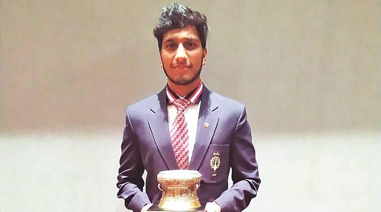 Keshav Mishra, Keshav Mishra Golfer, golfer Keshav Misra, golf news, indian express