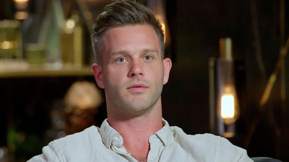 Married At First Sight's Jake Edwards