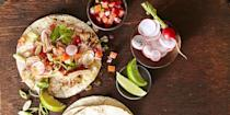 """<p>When it comes to celebrating the fifth of May, everyone knows that the <a href=""""https://www.goodhousekeeping.com/food-recipes/g3674/best-mexican-recipes/"""" rel=""""nofollow noopener"""" target=""""_blank"""" data-ylk=""""slk:best Mexican dishes"""" class=""""link rapid-noclick-resp"""">best Mexican dishes</a> — including tacos, quesadillas, enchiladas, and more — are an absolute must for the <a href=""""https://www.goodhousekeeping.com/holidays/a19853387/what-is-cinco-de-mayo/"""" rel=""""nofollow noopener"""" target=""""_blank"""" data-ylk=""""slk:festive holiday"""" class=""""link rapid-noclick-resp"""">festive holiday</a>. That's why we've rounded up some of the best Cinco de Mayo recipes ever, from classic main dishes like chilaquiles and taquitos to tasty sides and apps such as elote, black bean soup, and nachos (and plenty of salsa and guac, of course!). And get this: The fifth of May falls on a Tuesday this year, which means that it'll perfectly match up with <a href=""""https://www.goodhousekeeping.com/food-recipes/g3463/cinco-de-mayo-taco-recipes/"""" rel=""""nofollow noopener"""" target=""""_blank"""" data-ylk=""""slk:Taco Tuesday"""" class=""""link rapid-noclick-resp"""">Taco Tuesday</a>! And since we all know you can't <em>truly</em> celebrate the holiday without a margarita in hand, make sure to check out our best <a href=""""https://www.goodhousekeeping.com/food-recipes/easy/g31932402/cinco-de-mayo-drinks/"""" rel=""""nofollow noopener"""" target=""""_blank"""" data-ylk=""""slk:Cinco de Mayo drinks"""" class=""""link rapid-noclick-resp"""">Cinco de Mayo drinks</a>, too — and then fill up our <a href=""""https://www.goodhousekeeping.com/food-recipes/party-ideas/g31344562/cinco-de-mayo-desserts/"""" rel=""""nofollow noopener"""" target=""""_blank"""" data-ylk=""""slk:mouthwatering desserts"""" class=""""link rapid-noclick-resp"""">mouthwatering desserts</a> to finish off your best, most delicious fiesta ever. <br></p>"""