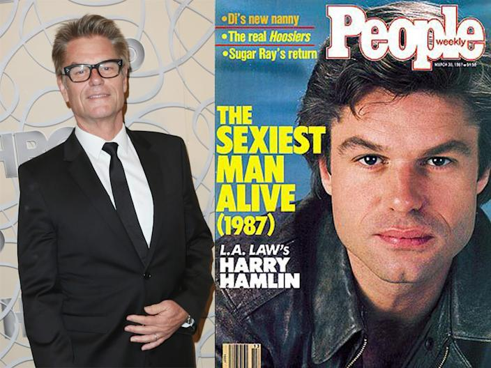 harry hamlin people sexiest man