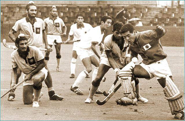 1966 hockey asiad games