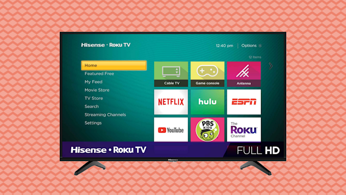 A 40-inch TV for less than $180? We'll take it! (Photo: Walmart)