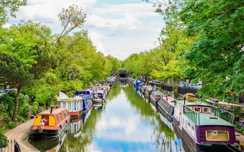 Little Venice - Credit: I-WEI HUANG