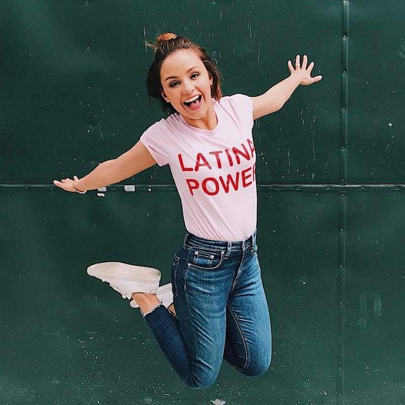"""This """"Latina Power"""" T-Shirt Is Taking Over Instagram - and We Couldn't Be Happier"""