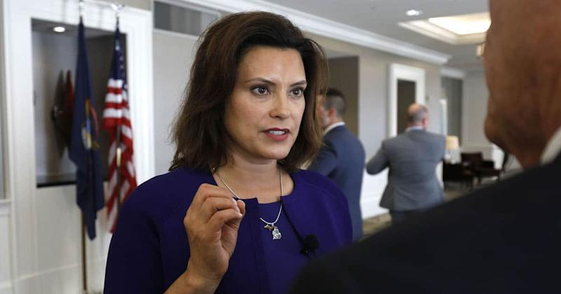Trump Calls Governor Whitmer 'The Woman In Michigan' During Coronavirus Press Conference