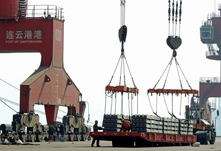 Chinese export, import growth slow in April as rebound cools