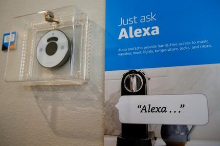 Need quick medical advice in Britain? Ask Alexa