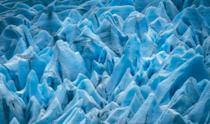 <p>The unique, blue glaciers at Torres del Paine National Park.</p>
