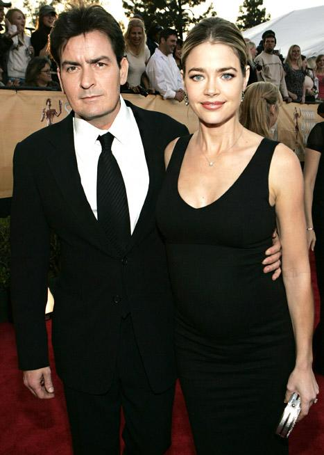 Denise Richards to Play Ex Charlie Sheen's Love Interest on Anger Management