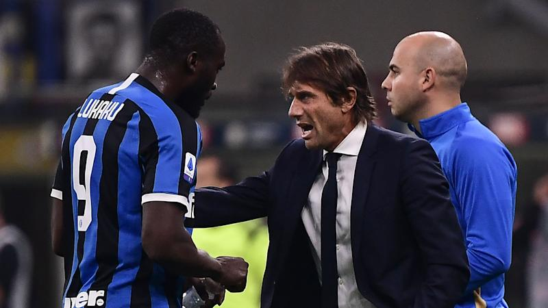 'Only I know what I had to do to get Lukaku!' - Conte shrugs off Messi to Inter rumours