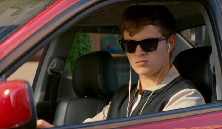 Ansel Elgort in Baby Driver - Credit: Sony