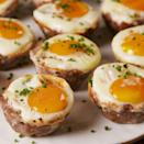 """<p>Not into making your own <a href=""""https://www.delish.com/uk/cooking/recipes/g30688413/breakfast-recipes/"""" rel=""""nofollow noopener"""" target=""""_blank"""" data-ylk=""""slk:breakfast"""" class=""""link rapid-noclick-resp"""">breakfast</a> sausage? Buy it ready-made! (Just make sure there's no sugar added if you're keto.)</p><p>Get the <a href=""""https://www.delish.com/uk/cooking/recipes/a30760818/keto-breakfast-cups-recipe/"""" rel=""""nofollow noopener"""" target=""""_blank"""" data-ylk=""""slk:Keto Breakfast Cups"""" class=""""link rapid-noclick-resp"""">Keto Breakfast Cups</a> recipe.</p>"""