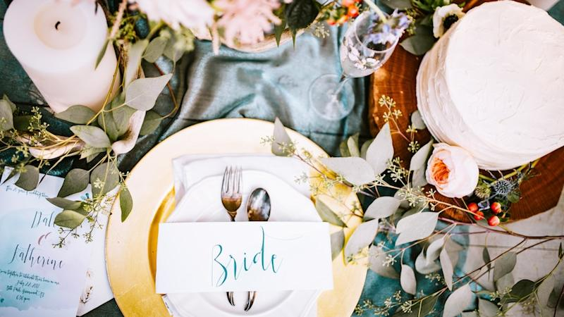 The 2020 Wedding Trends Are Just as Gorgeous as You'd Expect—and Then Some