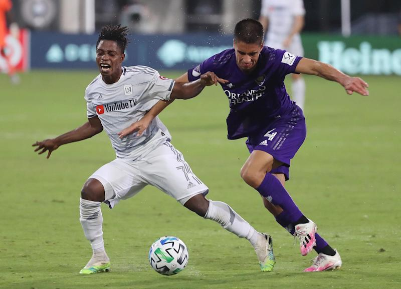 Watch: Orlando City forces penalties with LAFC with late goal