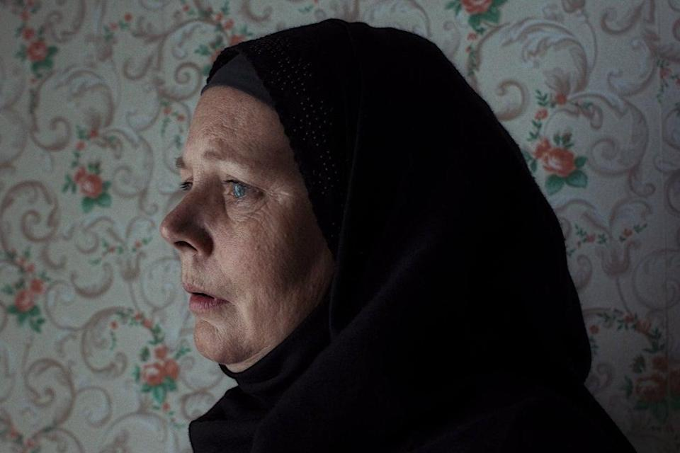 <p>Joanna Scanlan as Mary in After Love</p> (film handout)