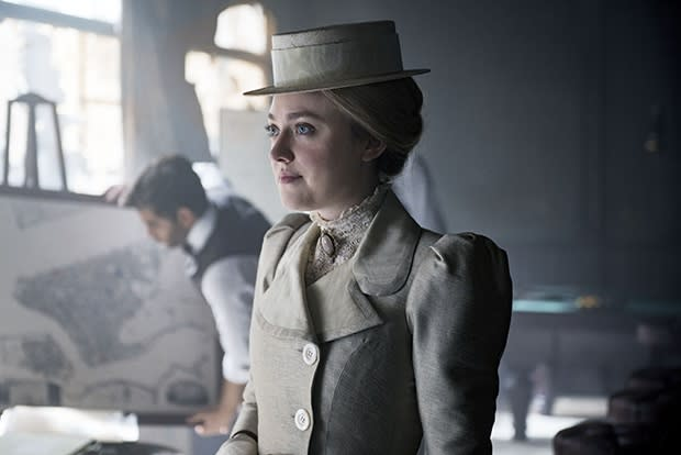 Dakota Fanning in The Alienist.