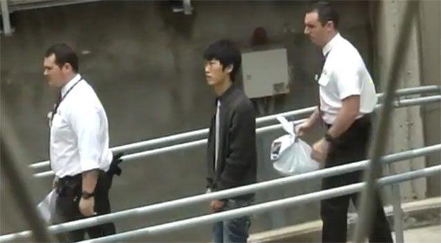 Chungaung Puao was allegedly Ms Fang's last client. Photo: 7 News